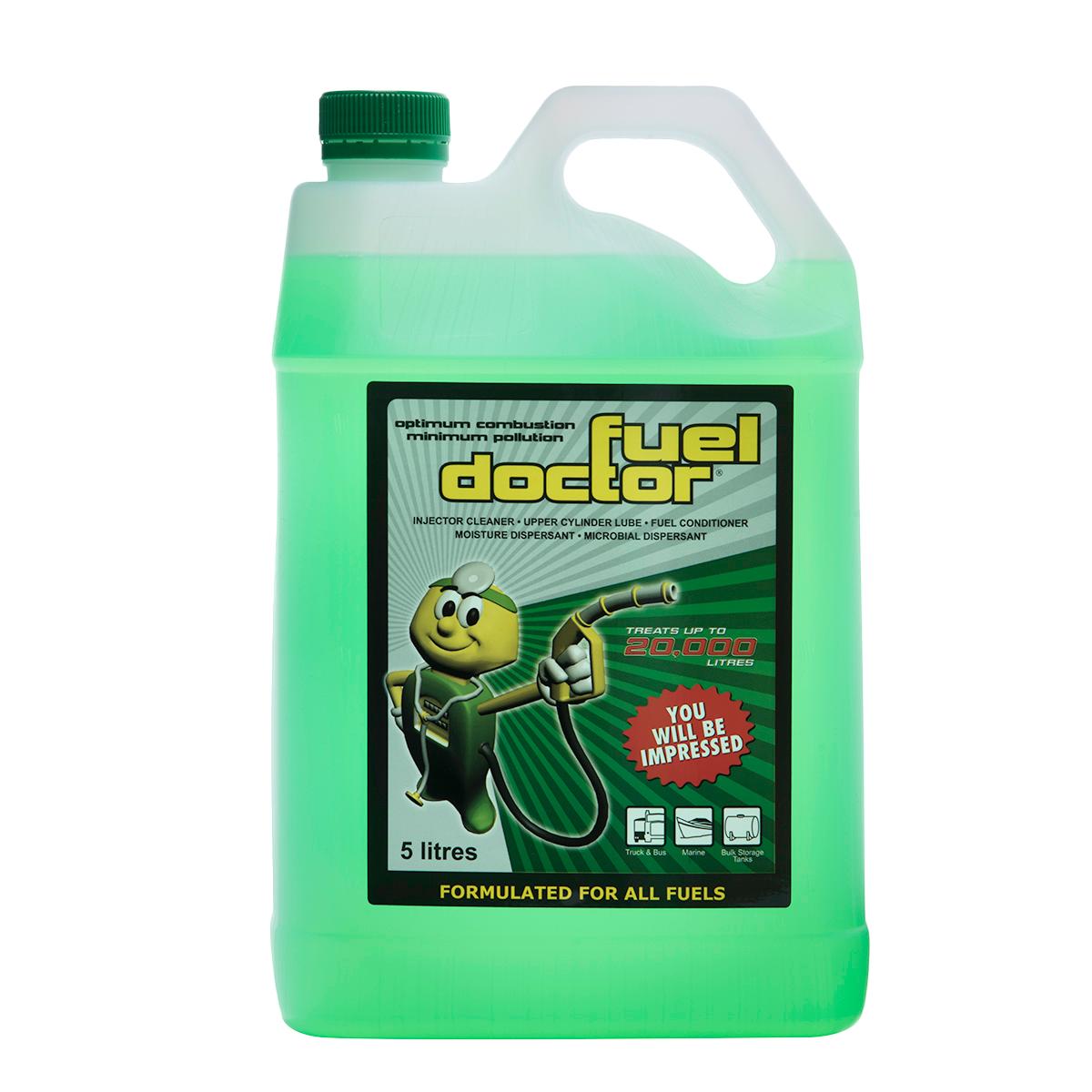 Fuel Doctor Fuel Conditioner 5L Bottle
