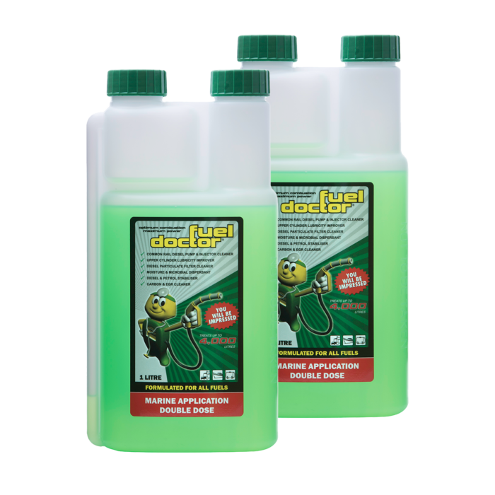 Fuel Doctor Fuel Conditioner 2 x 1L Bottle