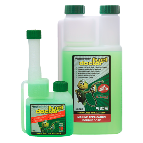 Fuel Doctor Fuel Conditioner 250ml+1L Bottles