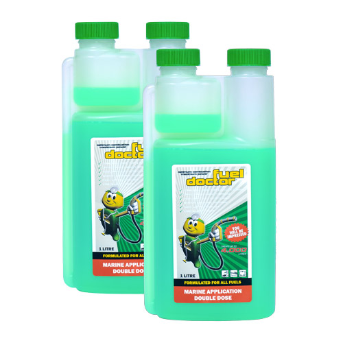 Fuel Doctor Fuel Conditioner 1Litre 2 Pack