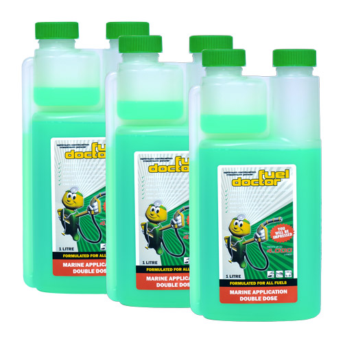 Fuel Doctor Fuel Conditioner 1Litre 3 Pack