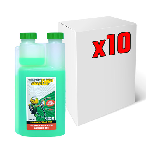 Fuel Doctor 10x 1Litre Carton