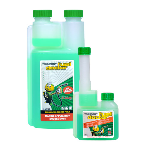 Fuel Doctor Value Pack 1Litre + 250ml