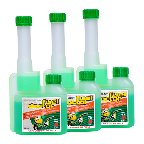 Fuel Doctor 250ml 3 Pack